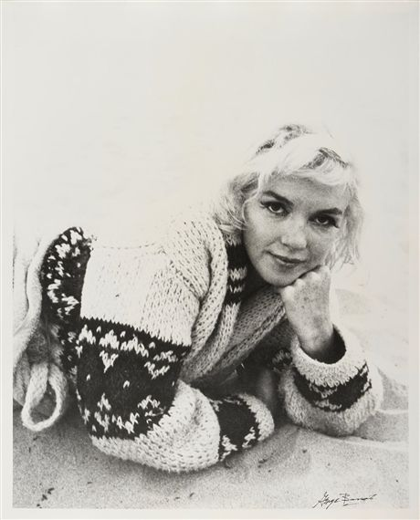 8098e930a7 George Barris - The Last Photos of Marilyn Monroe; Medium: Gelatin silver  print; Dimensions: 48.26 X 38.1 cm.