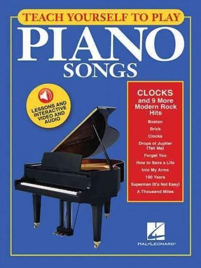 how to teach yourself piano chords