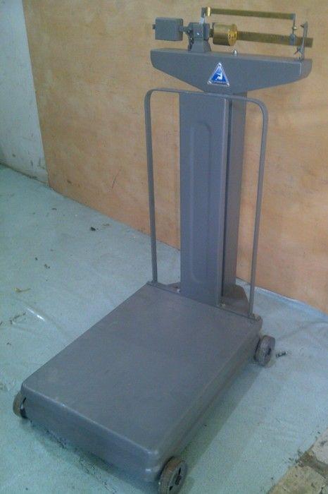Harga Timbangan Duduk Cahaya Adil Type Tbi Kapasitas 150kg,300kg,500kg Platform 48cm x 62cm Harga.. . .