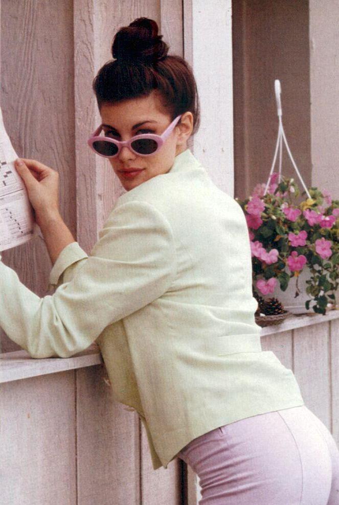 YM US, July 1992 Photographer : Amyn Nasser Model : Liv Tyler