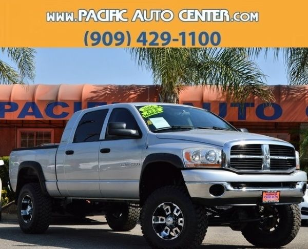 Used 2006 Dodge Ram 2500 for Sale in Fontana, CA – TrueCar