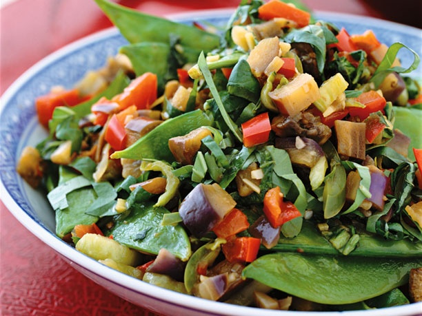 Asian style vegetables