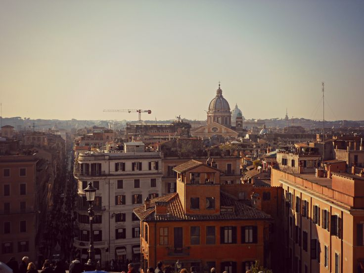 Tetti di Roma.