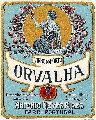 Vinho do Porto - Orvalha