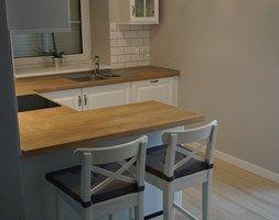 Kuchnia urządzona w stylu skandynawskim