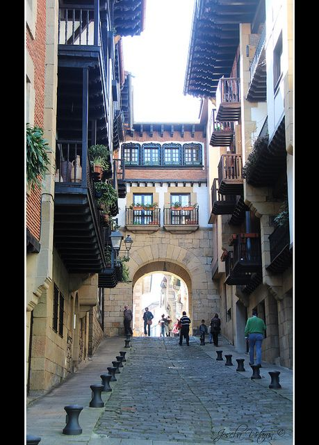 Basque Country, Gipuzkoa, Hondarribia (by julepe)