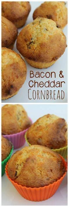 Bacon and Cheddar Co Bacon and Cheddar Cornbread Recipe   Bacon...  Bacon and Cheddar Co Bacon and Cheddar Cornbread Recipe   Bacon Cornbread Recipes   Easy Recipes for Busy Moms Recipe : http://ift.tt/1hGiZgA And @ItsNutella  http://ift.tt/2v8iUYW