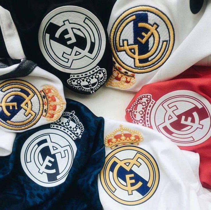 Real Madrid badge. ##HalaMadrid