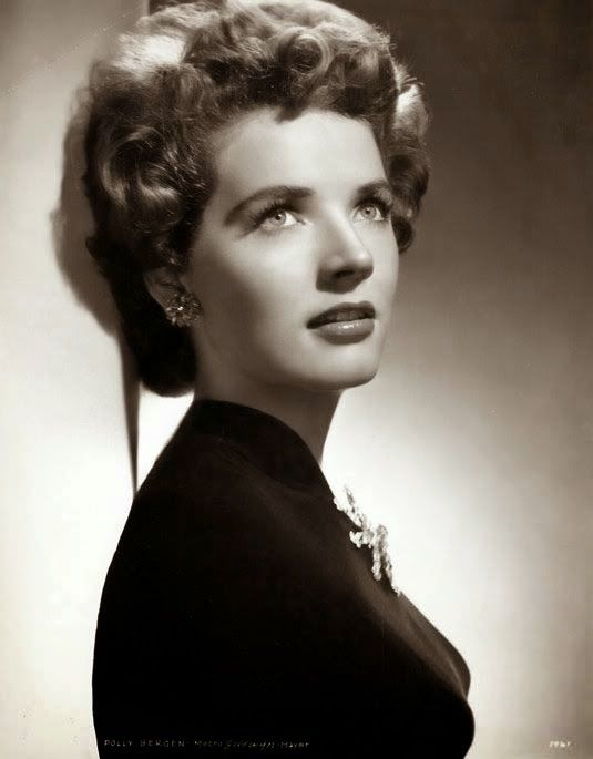 Chatter Busy: Polly Bergen Dead At 84