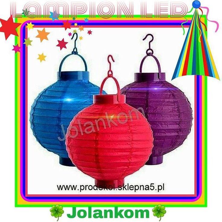 Piekne lampiony LED 💥🌟Rozne kolory ❤ Zapraszamy 🎀 www.prodekol.sklepna5.pl🎀 #lampion #leds #led #swiatlo #kolor #skleponline #shoponline #promocje #prodekol (w: Sklep online ProdEkol dla domu i ogrodu oraz 1001 drobiazgów)