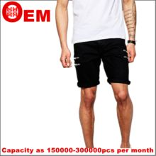 RHR men's short pants cowboy black fabric casual zipper and button short pants design for men Best Seller follow this link http://shopingayo.space