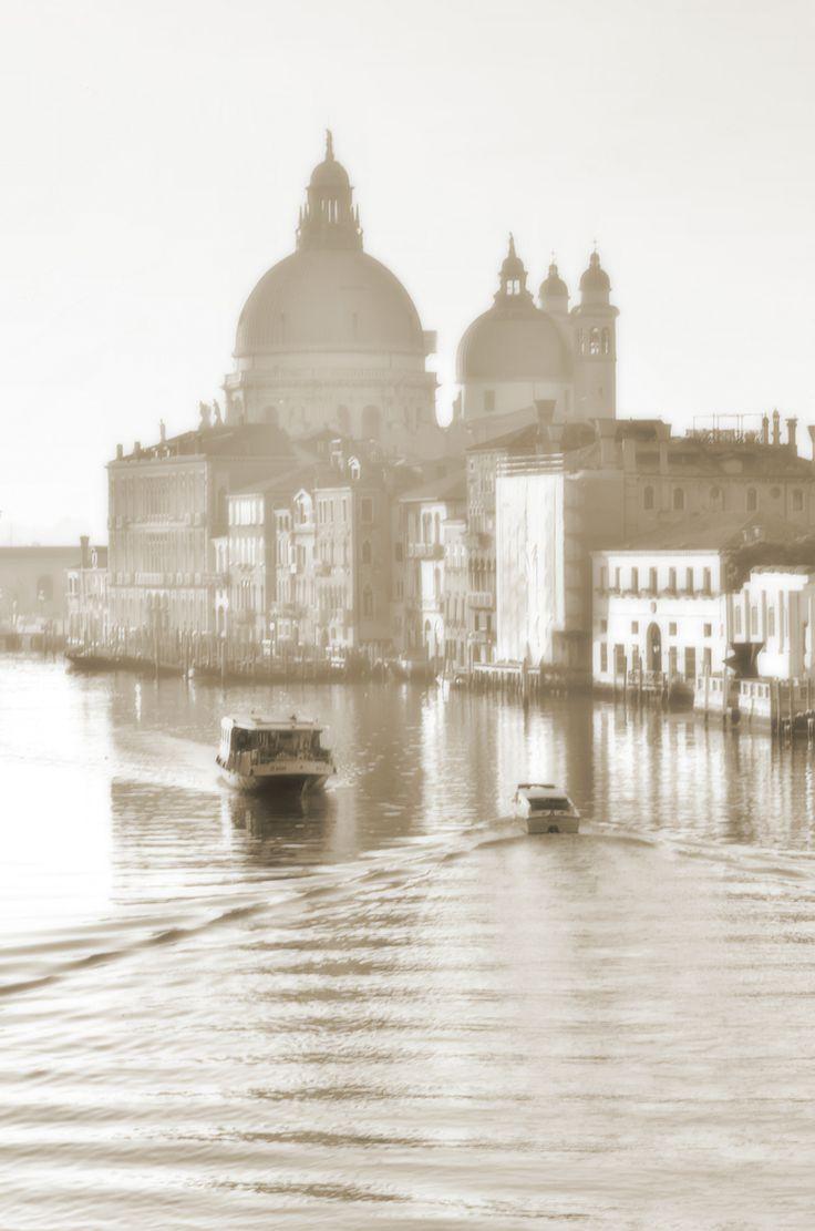 Early Morning Mood, Venice Italy