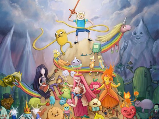 How well do you know Adventure Time?