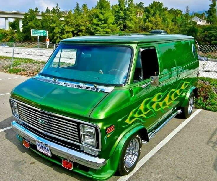 Vanner Inc Custom Vans Chevy Van Cool Vans