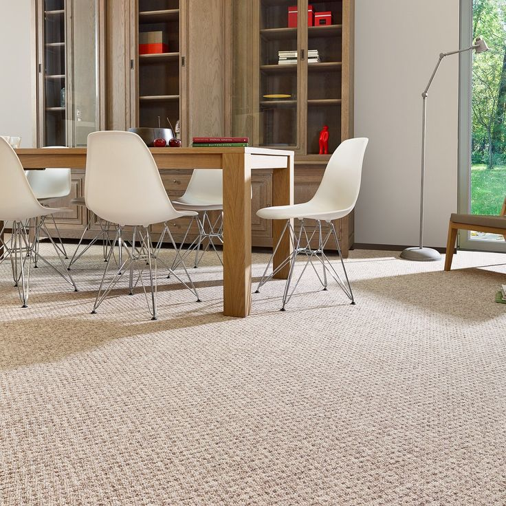 Brighten up your home with this great value and stylish berber carpet that is also highly durable. The Tangier Berber collection comes in natural shades which can be easily matched with existing decor.A stunning loop pile carpet that feels good underfoot, the textured carpet adds extra depth wherever you use it in your home. This range is perfect for heavy duty use as a hallway carpet or living room carpet in a family home and comes with a massive 20 year stain warranty so you can have…