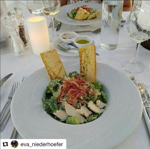 Culinary delights and authentic flavors lead the menu at the a-la-carte restaurant of Creta Beach Hotel & Bungalows in Heraklion, Crete.  Thank you @eva_niederhoefer for sharing this photo with us!  #Crete #Heraklion #ammoudara #CretaBeach #greekfood #dinner #restaurant #HolidaysInCrete #VacationInCrete #beachhotel #beachresort