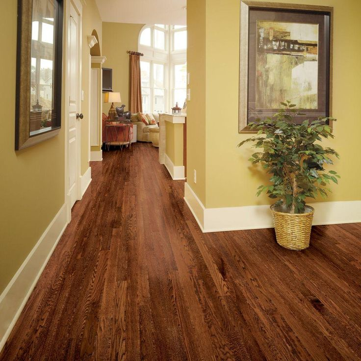 Home Legend Wire Brushed Barstow Oak 1/2 In. T X 2 3/4 In. W X Varying  Length Engineered Hardwood Flooring (21.70 Sq. Ft. / Case)