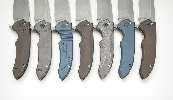 Ferrum Forge Septer Folding Knives