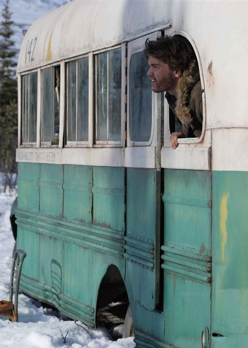 Into the Wild, best movie I've seen in a really long time.