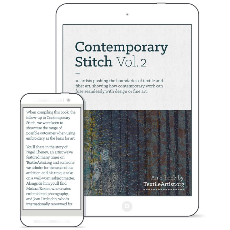 Contemporary Stitch Volume 2