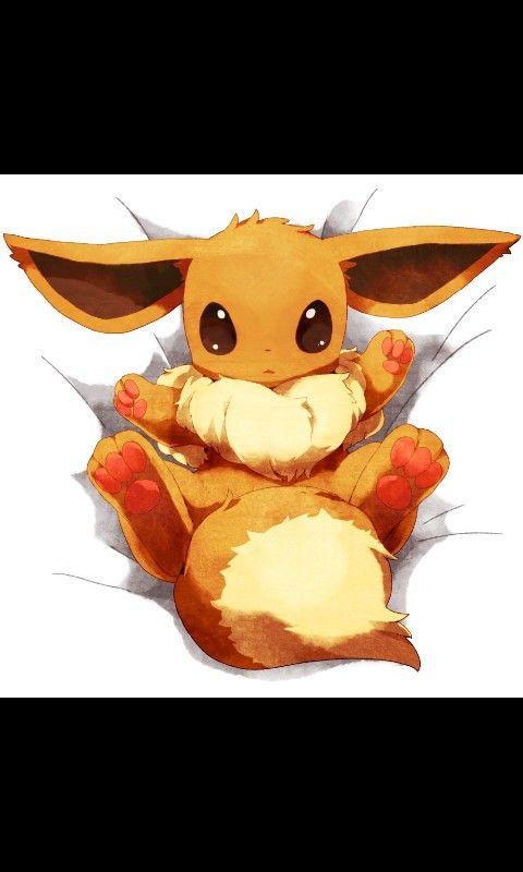 Aww adorable | Pokemon | Pinterest | Pokemon eevee, Eggs ...