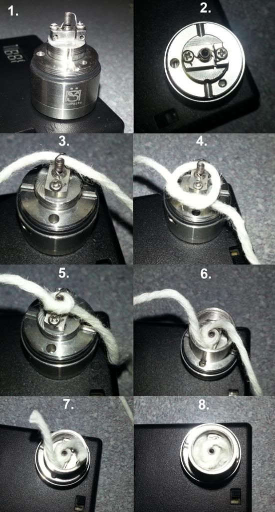 Best coil setup for Kayfun/Russian www.youratevapes.com ...