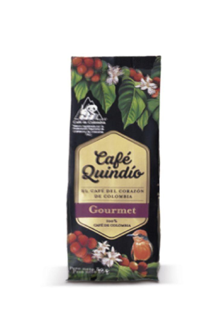 CAFÉ QUINDÍO GOURMET - .: Cafe Quindío :. El Café del Corazón de Colombia