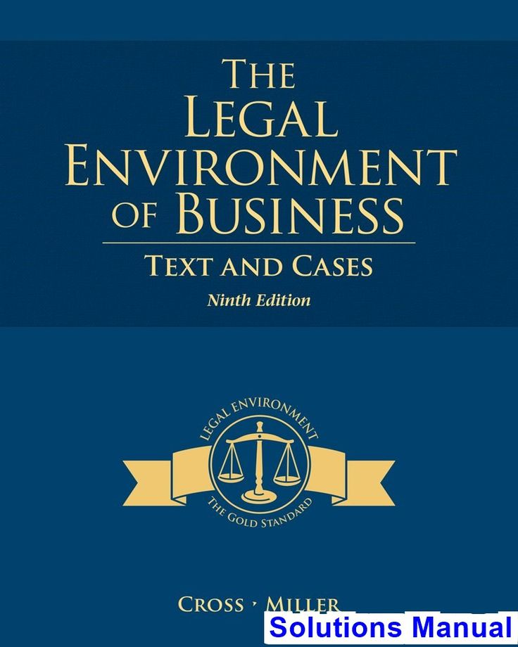 59 best solutions manual download images on pinterest federal legal environment of business text and cases 9th edition cross solutions manual test bank fandeluxe Image collections