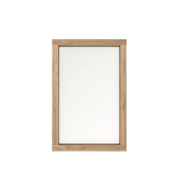 Ethnicraft Oak Light Frame mirror 60
