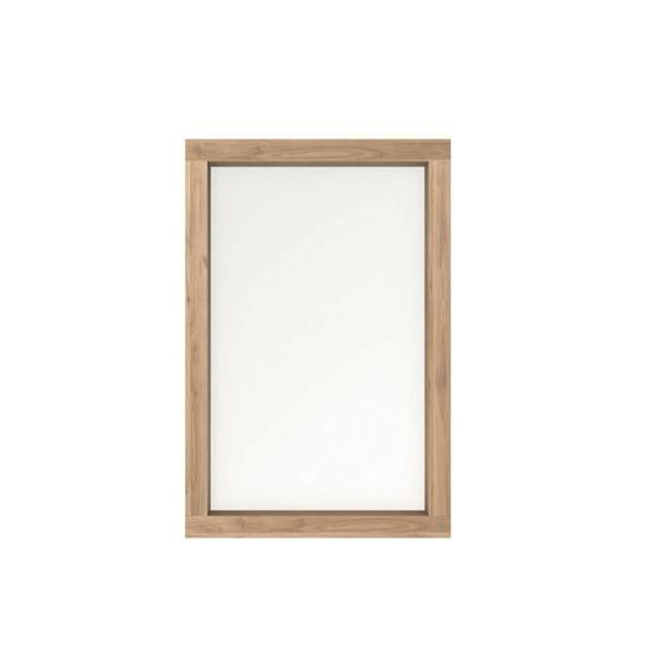 Ethnicraft Oak Light Frame mirror 60