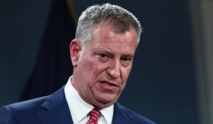 """New York City Mayor Bill de Blasio is not known for having the brightest ideas. And this is no exception. In response toAttorney General Jeff Sessions threat tocut federal law enforcement grants to sanctuary cities if they do not follow the law,de Blasio said New Yorkers will be at a greater risk of terror. Okay, than follow the law and you won't be any. Nope, de Blasio wants to have his cake and eat it too. """"President Trump's latest threat changes nothing. We will remain a city welcoming…"""