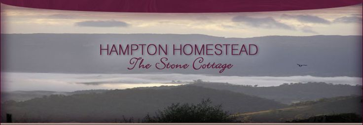 Hampton Homestead - by Jenolan Caves