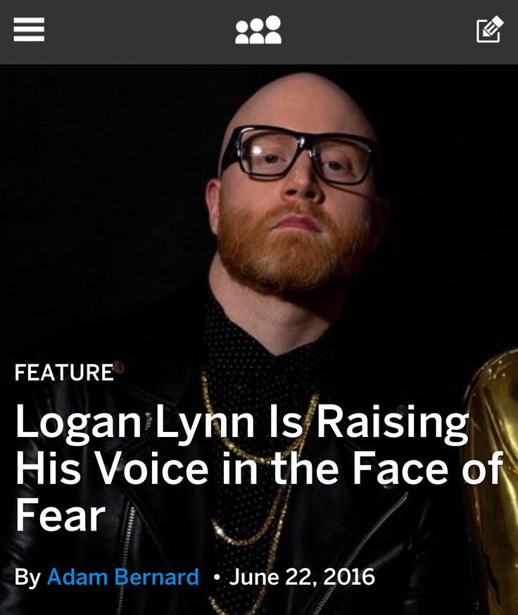 I was interviewed by the editorial team at Myspace this week for a feature about our fundraiser for Pulse Orlando, my experience as an out gay man in the world, and what straight allies can be doing right now to show support to the LGBT community.  Read it on the MySpace front page today here:  https://myspace.com/article/2016/6/22/logan-lynn-feature  #LoveWins #PulseOrlando #LoganLynn #MySpace #LGBT #Love #FightHate #PDXmusic
