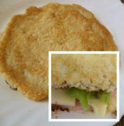 Gyors szendvicsalap / piskóta | Ketogén Paleo Receptek
