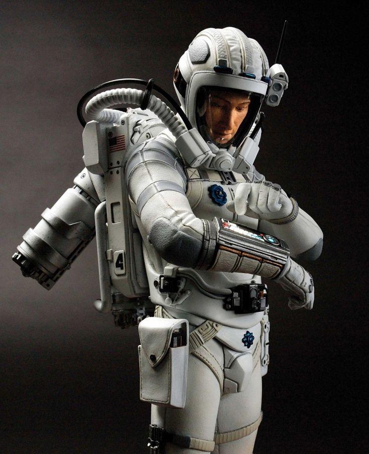 space suit rear - photo #19