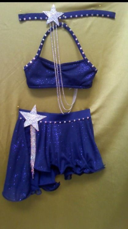 Dance costume that Chloe wore in dance moms season one episode ten