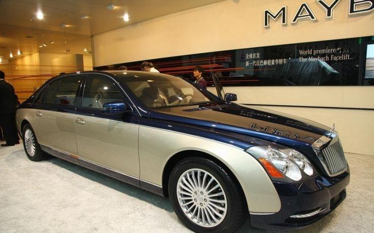 Maybach Hot Cars Zone Luxury Living Pinterest Nice Luxury