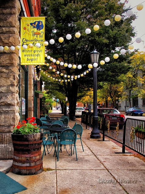 Downtown by kweaver2, via Flickr