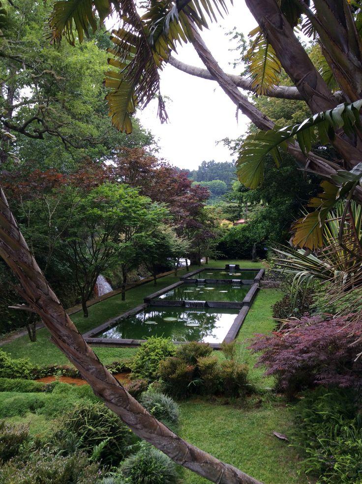 Botanical Garden Sao Miguel Azores