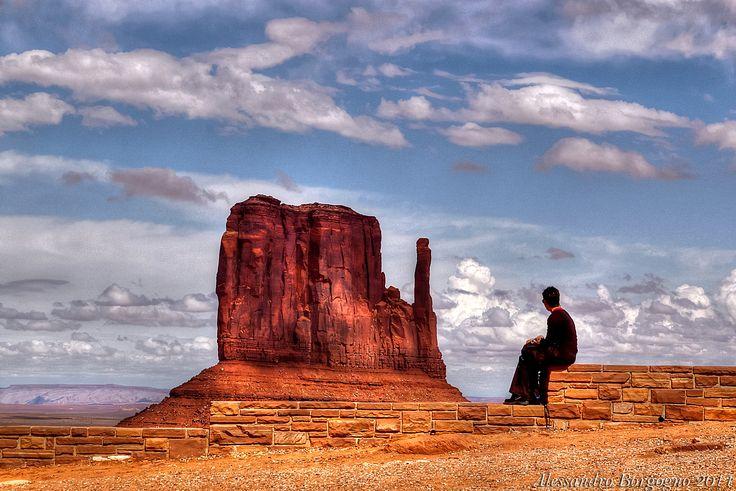 Monument Valley – Arizona/Utah – U.S.A. / by Alessandro Borgogno