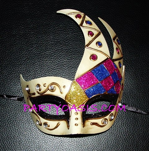 Masquerade Party Eye Mask