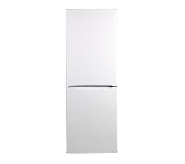 C55CW12 Fridge Freezer - White