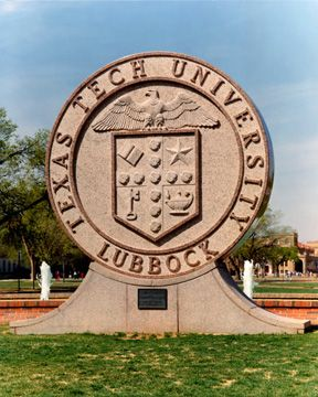 Texas Tech University — Lubbock, Texas. TexasGotItRight.com