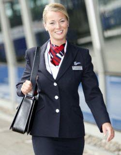 British Airways designed by Julien MacDonald #travel #alookat #airlines