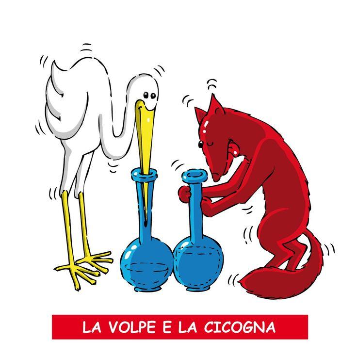 La volpe e la cicogna GR 035/10 (Official Video)