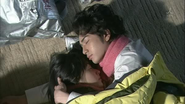 Domyouji and Makino - Hana Yori Dango