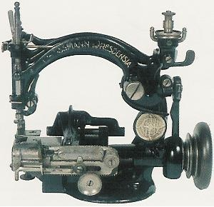 millinery sewing machine