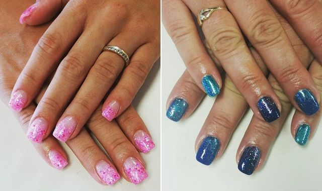 Kunstnagels en NailArts in de salon on http://www.beautynailsfun.nl/2015/10/kunstnagels-en-nailarts-in-de-salon/