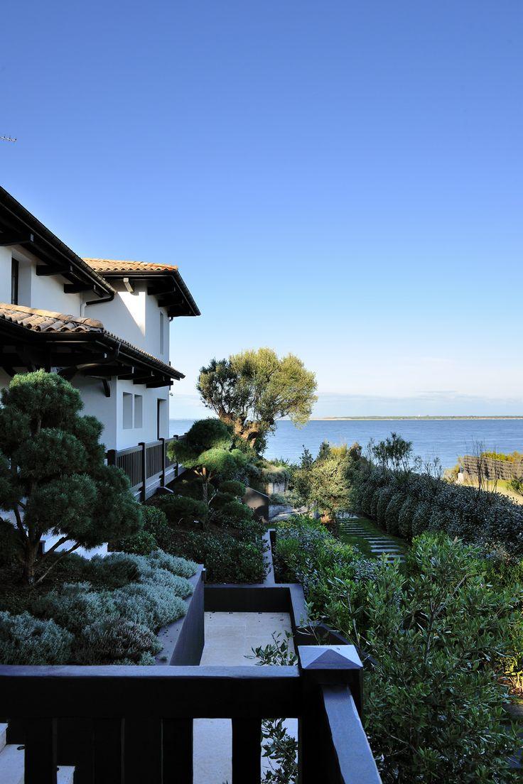 17 meilleures images propos de the blue dream sur - Maison bassin d arcachon location nice ...