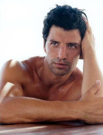 Sakis Rouvas, Greek god/performer ~ Law and Fashion -Criminal Intent-